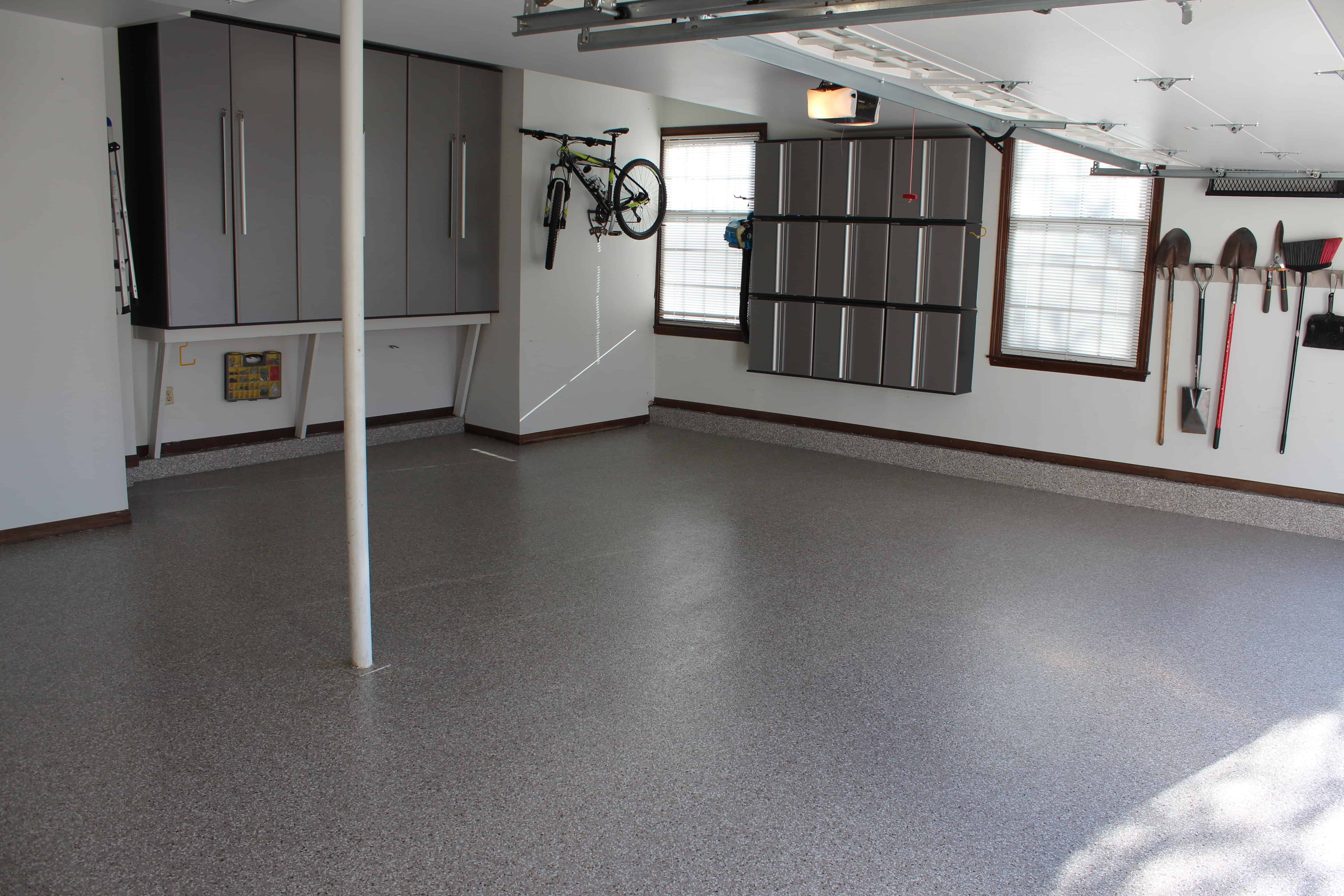 epoxy garage floor st louis & Amazing Garage Floors-Kansas City Epoxy Garage Floor Contractors