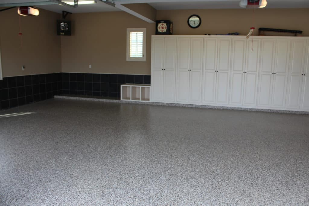 epoxy floors garage coating