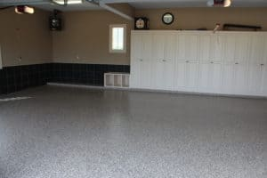 garage floors epoxy coating