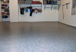 epoxy garage floor coating Lees Summit