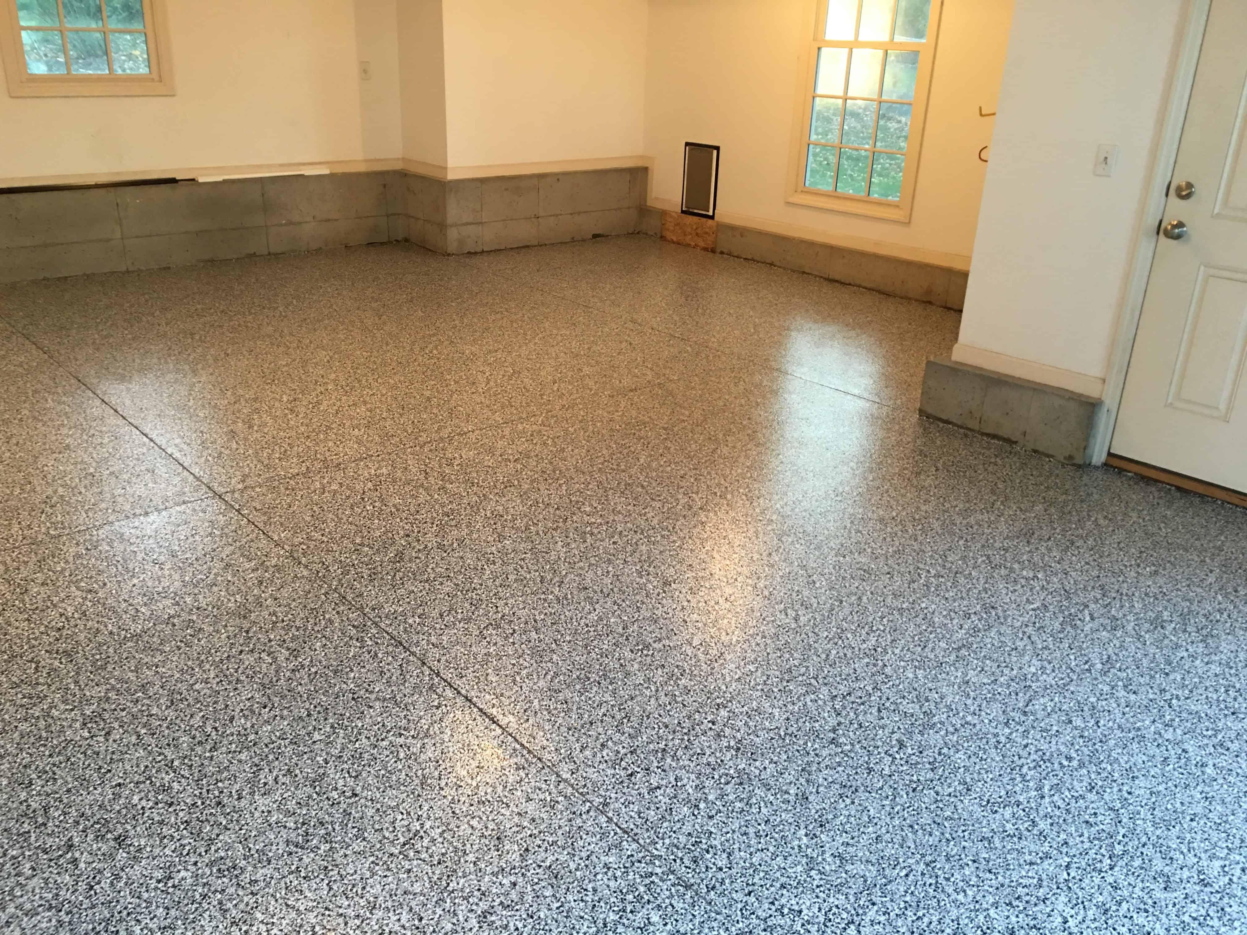 Epoxy garage flooring contractor amazing garage floors 1 for American garage floor