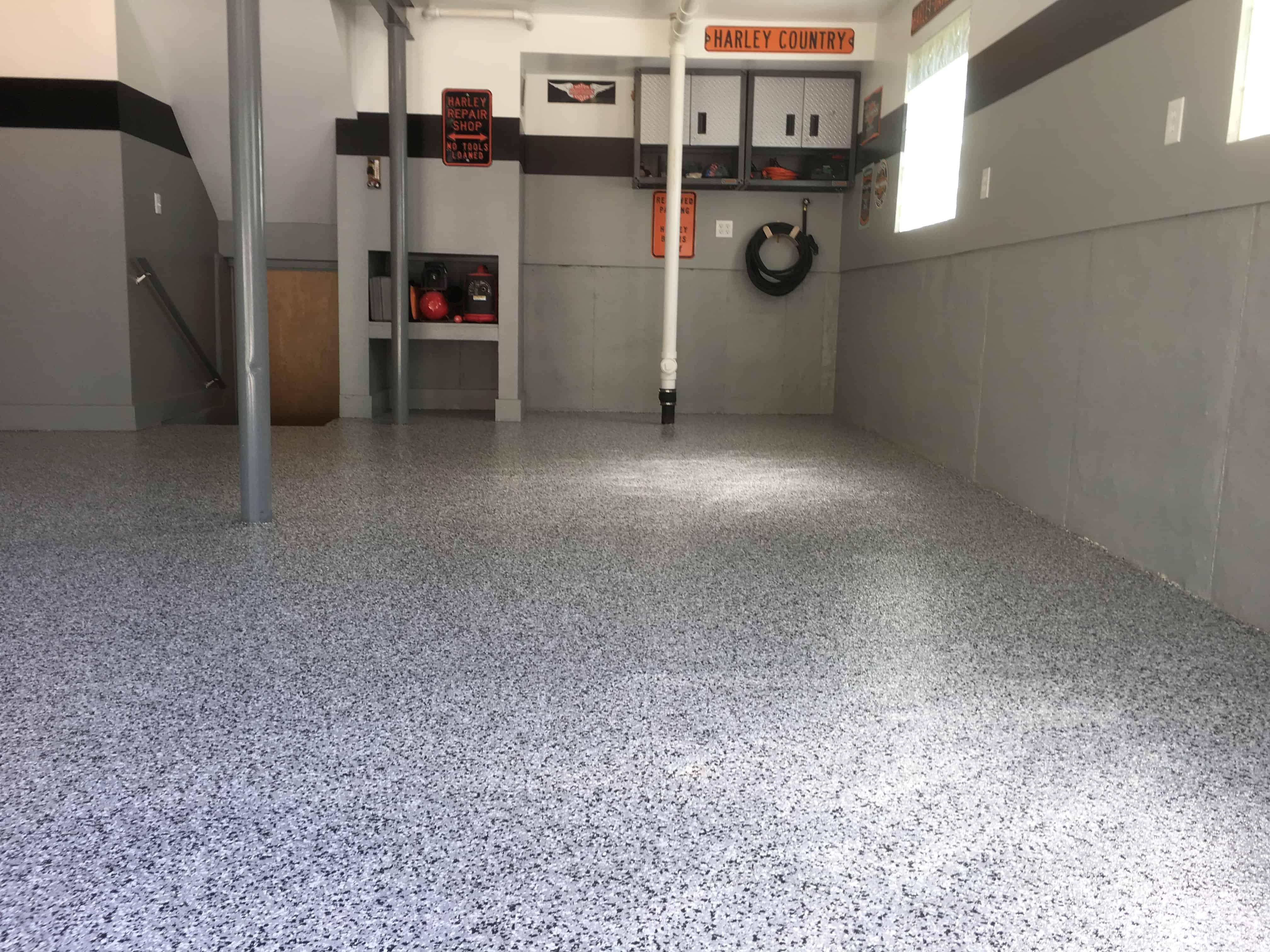 Epoxy Garage Floor Kansas City Dandk Organizer