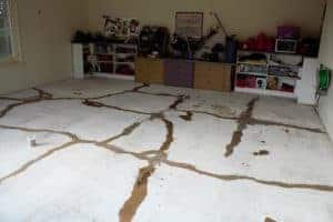 garage floors repairs