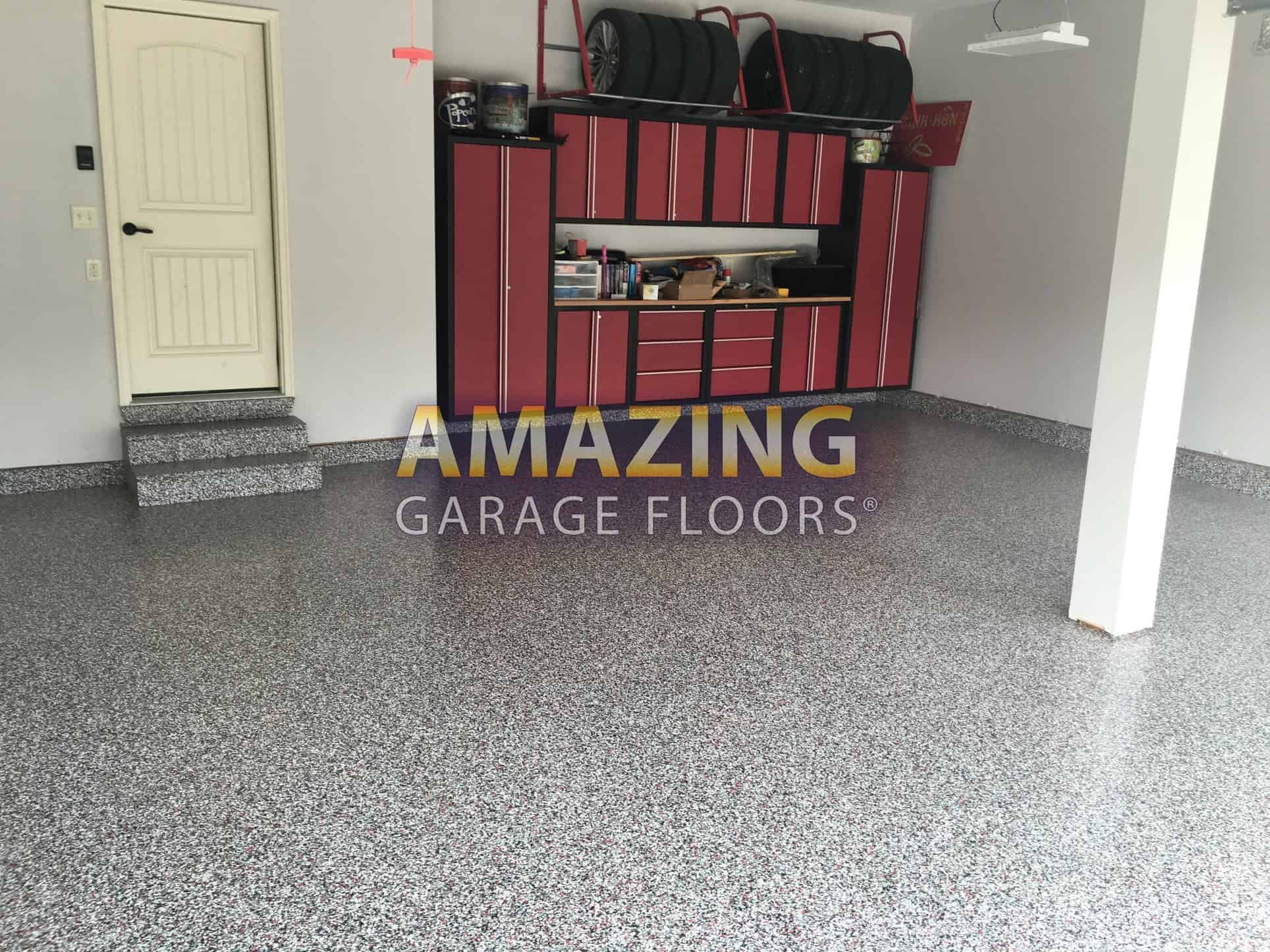 professional garage floor epoxy