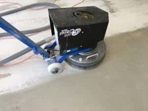 Onfloor 20 Pro concrete grinder