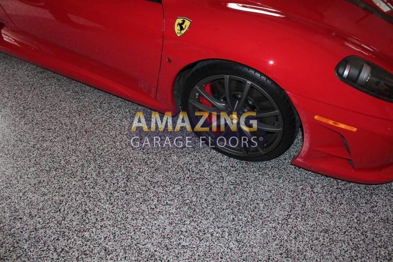 epoxy garage floor kansas city by Amazing Garage Floors