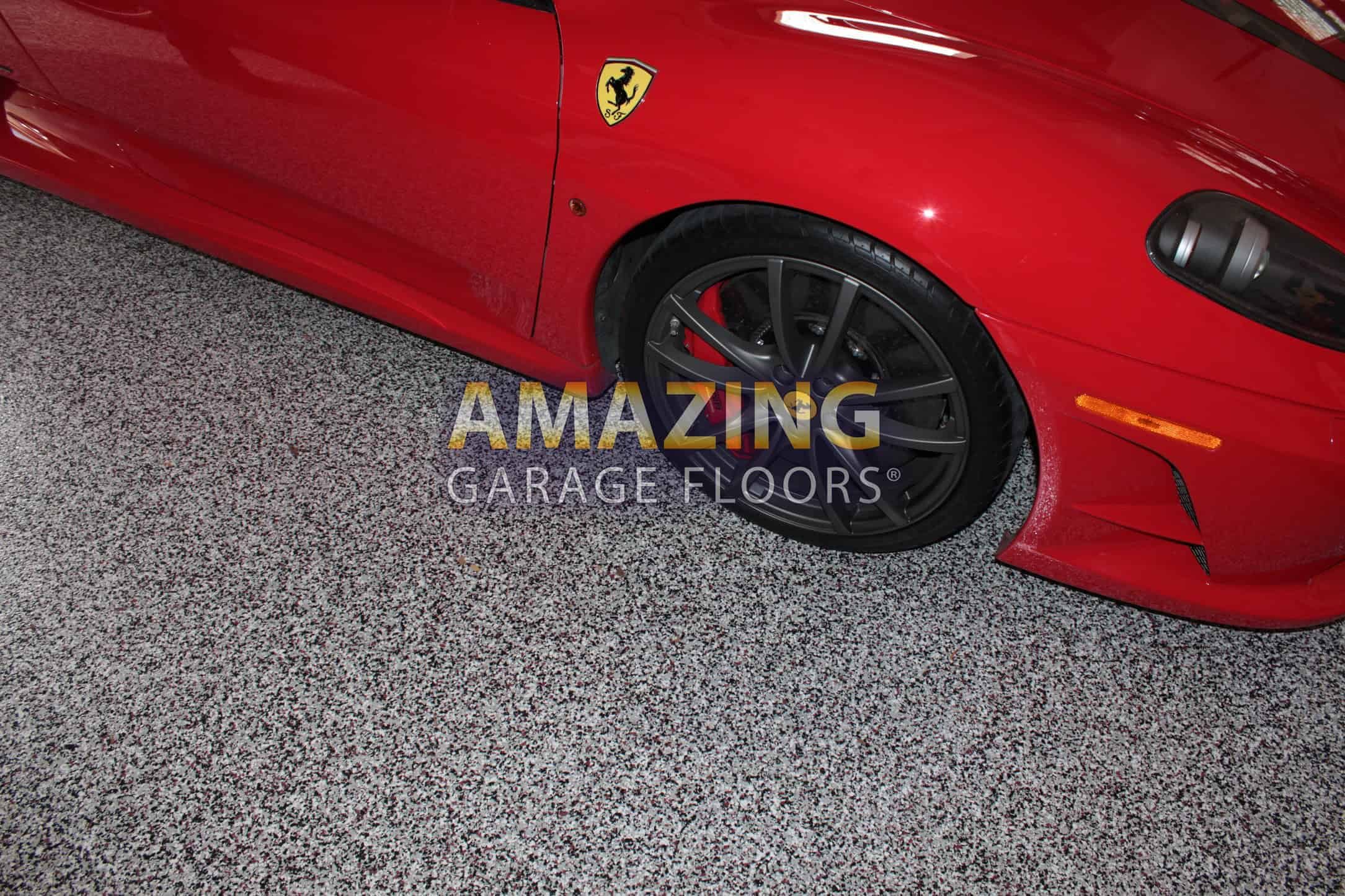 epoxy garage floor kansas city by Amazing Garage Floors