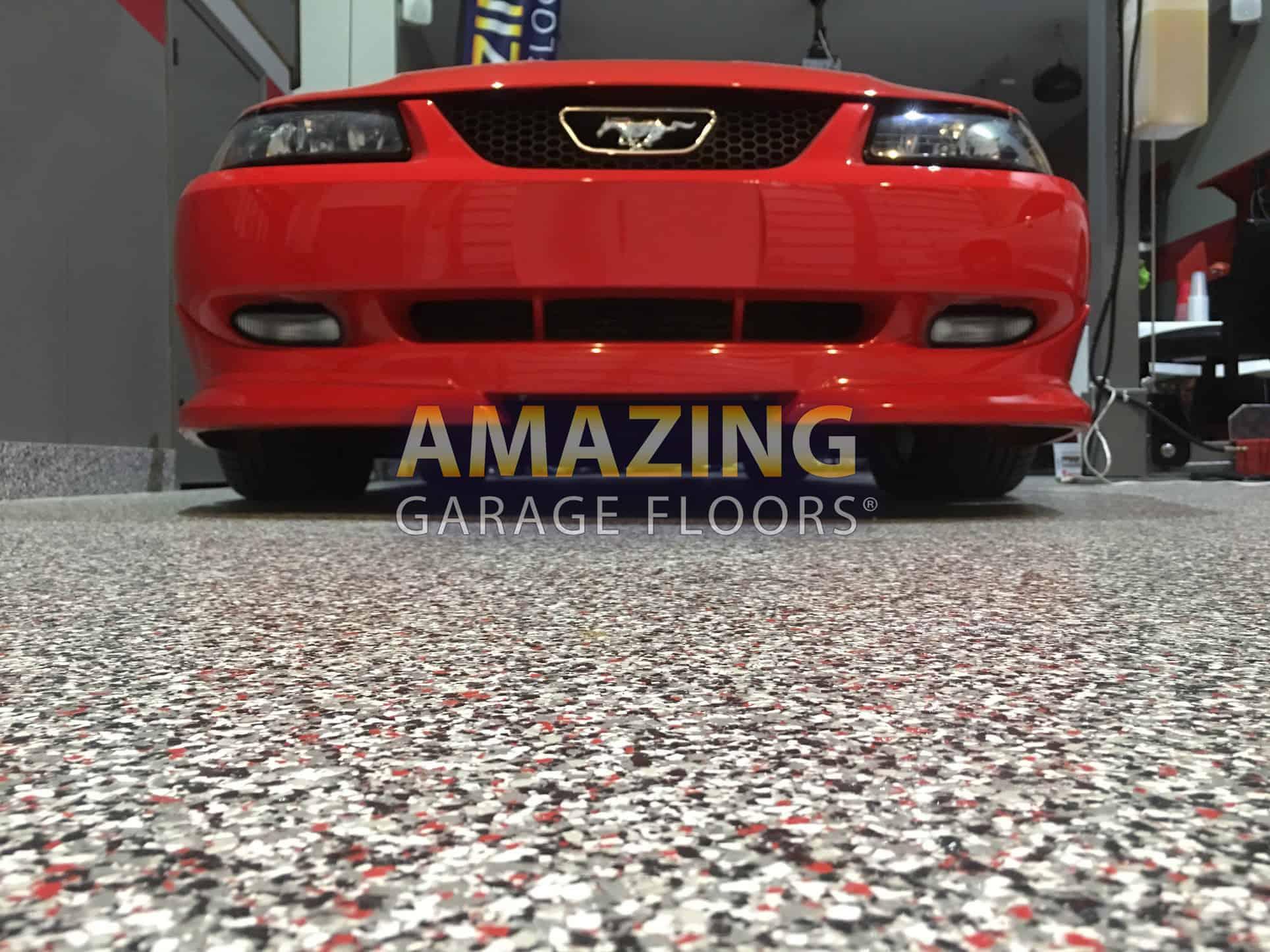 Amazing Garage Floors commercial floor finish