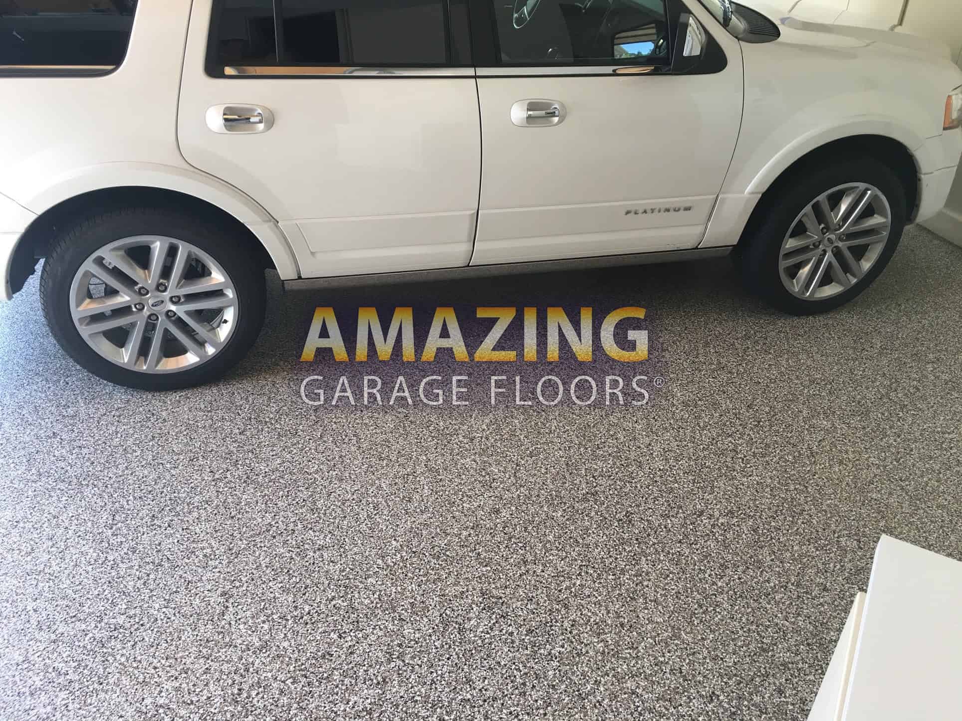 Amazing Garage Floors SUV