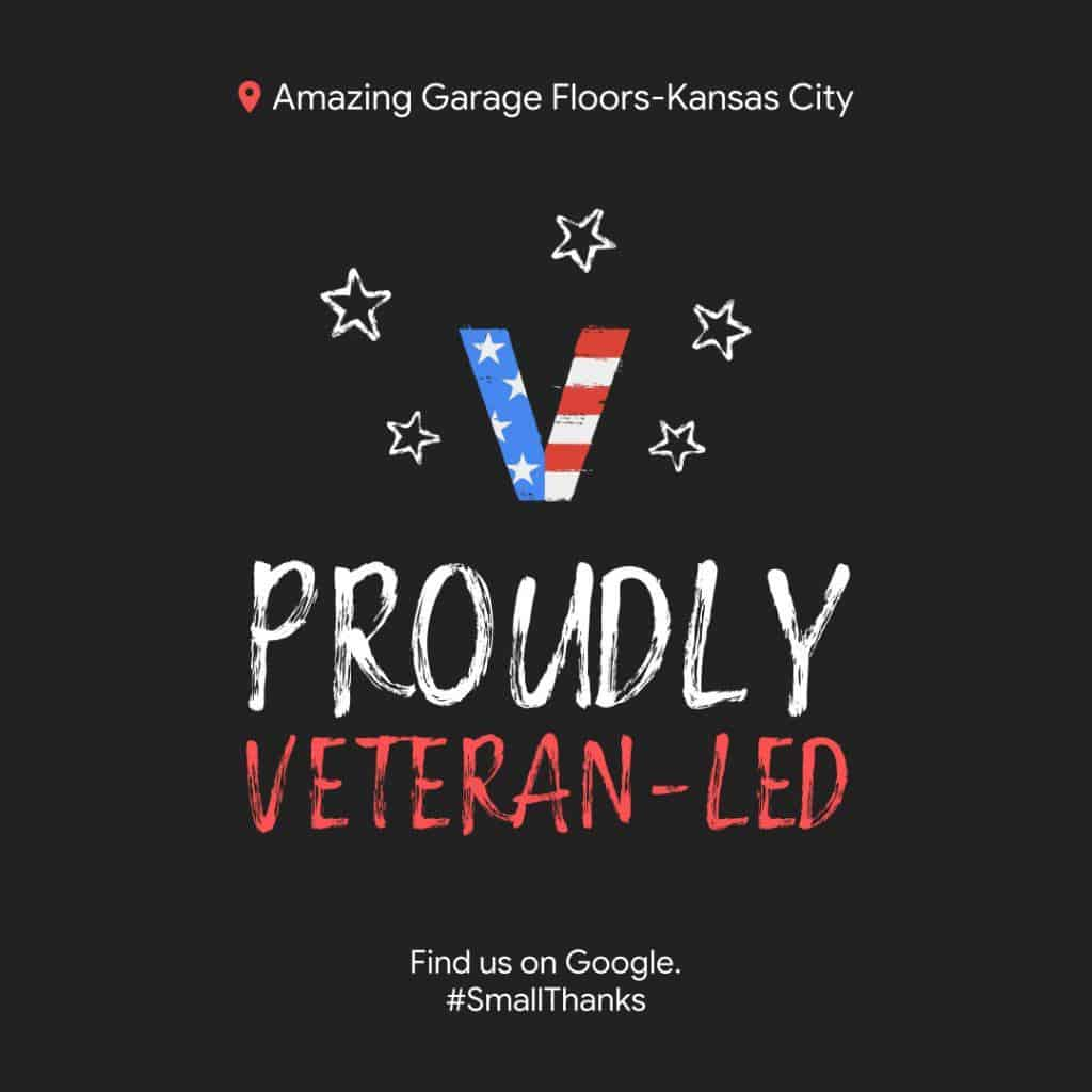 Amazing Garage Floors-Veteran Led-Kansas City