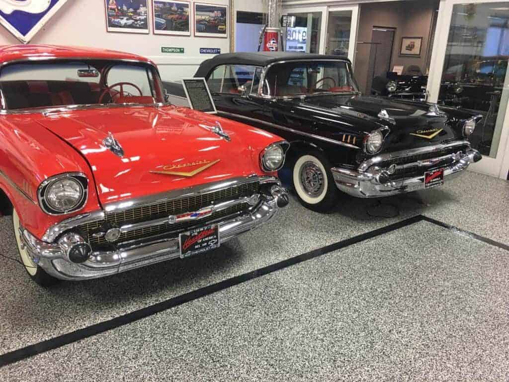 Amazing Garage Floors Classics