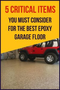 Amazing Garage Floors Epoxy Floor System 1 Day Install