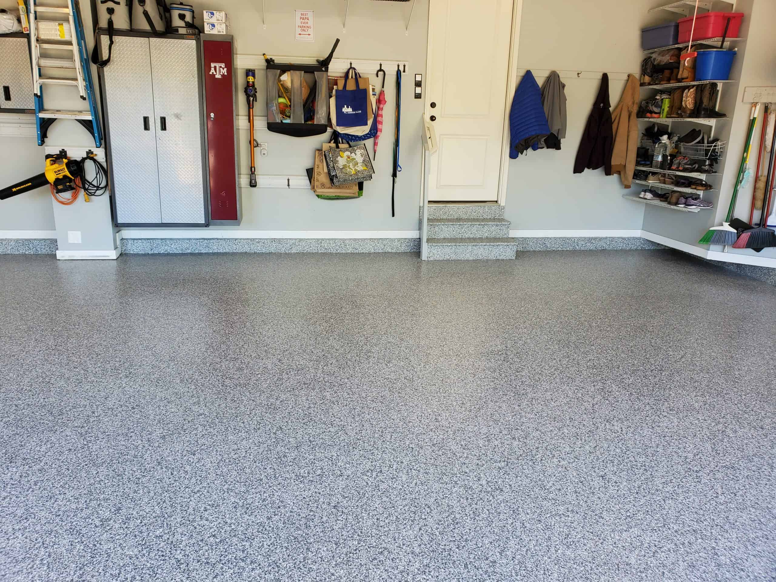 How Much Does It Cost To Epoxy Garage Floor Amazing Garage Floors