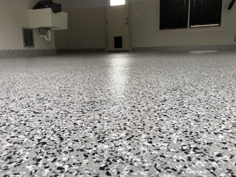 how to care for your epoxy garage floor